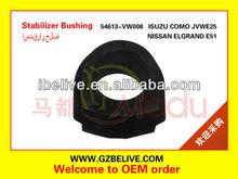 Stabilizer rubber bushing 54613-VW008 For ISUZU COMO JVWE25 NISSAN ELGRAND E51