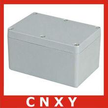 Big aluminium Outdoor Enclosure box extruded die cast aluminium box