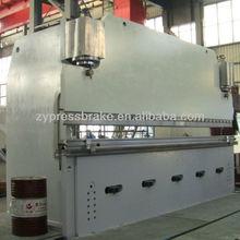 press bending machine tool, Hydraulic plate bender CNC 400T/6050