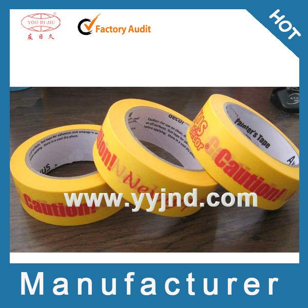 Bulding Eco-friendly Decoration Masking Tape (YY-5487)