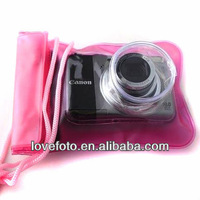 Best Summer Promotion Gift PVC Material Waterproof Housing for Digital Camera