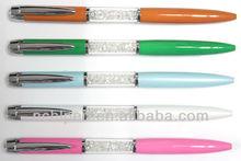 stylish crystal ball pen