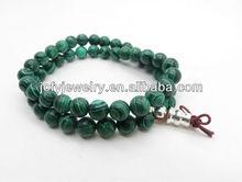 2013 summer instyle malachite gemstone bracelet FTCW029