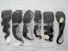 100% virgin Human Hair Yaki Weaving Track Extension On Sale