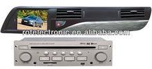 HD touch screen car dvd player For citroen C5
