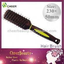 ABS plastic hair brushes HB035/hair comb and brush/cheap hair brush