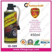 Tyre sealer & inflator(Sellador & inflador para ruedas)
