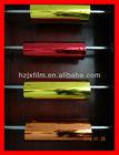 one side/both sides colored metallic yarn film