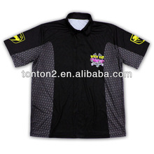 cutom sublimation wholesale racing team wear
