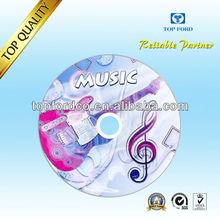 Music CD Replication
