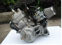 50CC WATER COOLED KTM ENGINE