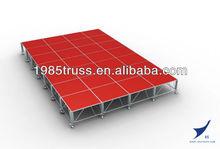 protable economical protable aluminum mobile stage lighting