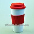 quente xícaras de chá de plástico descartável