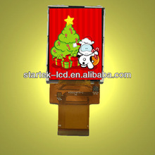2.4 inch IPS display screen,OLED-like effect,all viewing angle,Sunlight readable,SPI/RGB/MCU interface