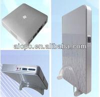 Unltra thin mini itx server case with duo-core/wifi