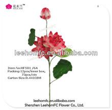 Hot Sale Wholesale Plastic Lotus Flower