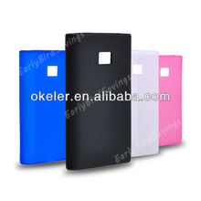 Soft TPU Gel Case for LG E400 E405 Optimus L3