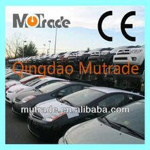 Qingdao Mutrade China Parking Association 2 Post 2 Floor Auto Parking Equipment