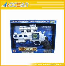 Super saling quente arma de brinquedo arma de pederneira para crianças brinquedo arma do jogo-- oc0151009