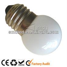 New! Edison screw e27 LED globe Bulb