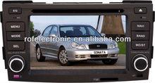 7'' car dvd Player for Hyundai Sonata 2009 with gps