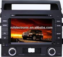 7'' Car dvd player for Toyota cruiser FJ2009-2010