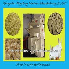 Small animal feed pellet machine/Granulator mill/feed pellet mill