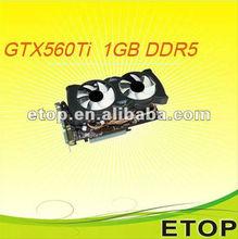 1GB DDR5 memory GTX550Ti PCI express card