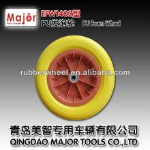 350-8 Eva semi-pneumatic tyre (pu foam wheel)