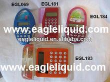 acrylic promotion customized floater aqua calculator