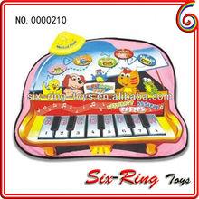 Educational baby musical play mat play mat baby