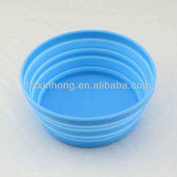 FDA Grade foldable dog travel bowl for promotion