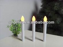 tall pillar church candles