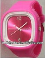 2013nice design cheap smart silionce watch