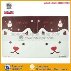 for ipad 2 3 4 smart case cartoon design