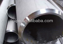API 5L X52 ERW steel pipe for fuild service of China supplier