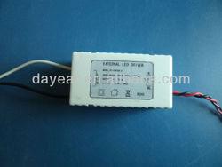 Waterproof ip67 24V2.1A LED driver