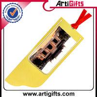 Wholesale plain metal bookmark