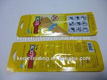 Manufacturer mosquito repel band Natural Citronella Oil