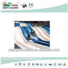Aquatic product slide board water game equipment