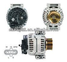24v 100a alternador bosch 0124655007