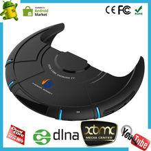 Google tv box wholesale price 2.4G wireless keyboard Cortex A9 XMBC,buy tv from china