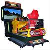 4D simulator racing game machine-PAM