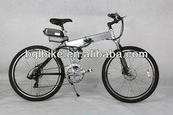 26-inch electric mountain bike