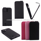Best Quality For Samsung Galaxy S4 i9500 Leather Flip Case, Mobile Phone Accessories