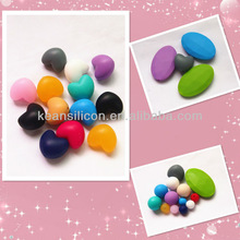 2013 Dark Olive Shape Silicone Mount For Bead Distributor