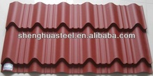 China Factory Colorful Metal Roofing Sheets WITH LOW PRICE