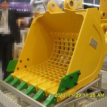 Skeleton bucket PC800.Komastu Bucket, Excavator attachment
