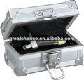 caso di alluminio box per sistema dj aghi nuovo paesaggio