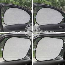 car sunshades nylon mesh side
